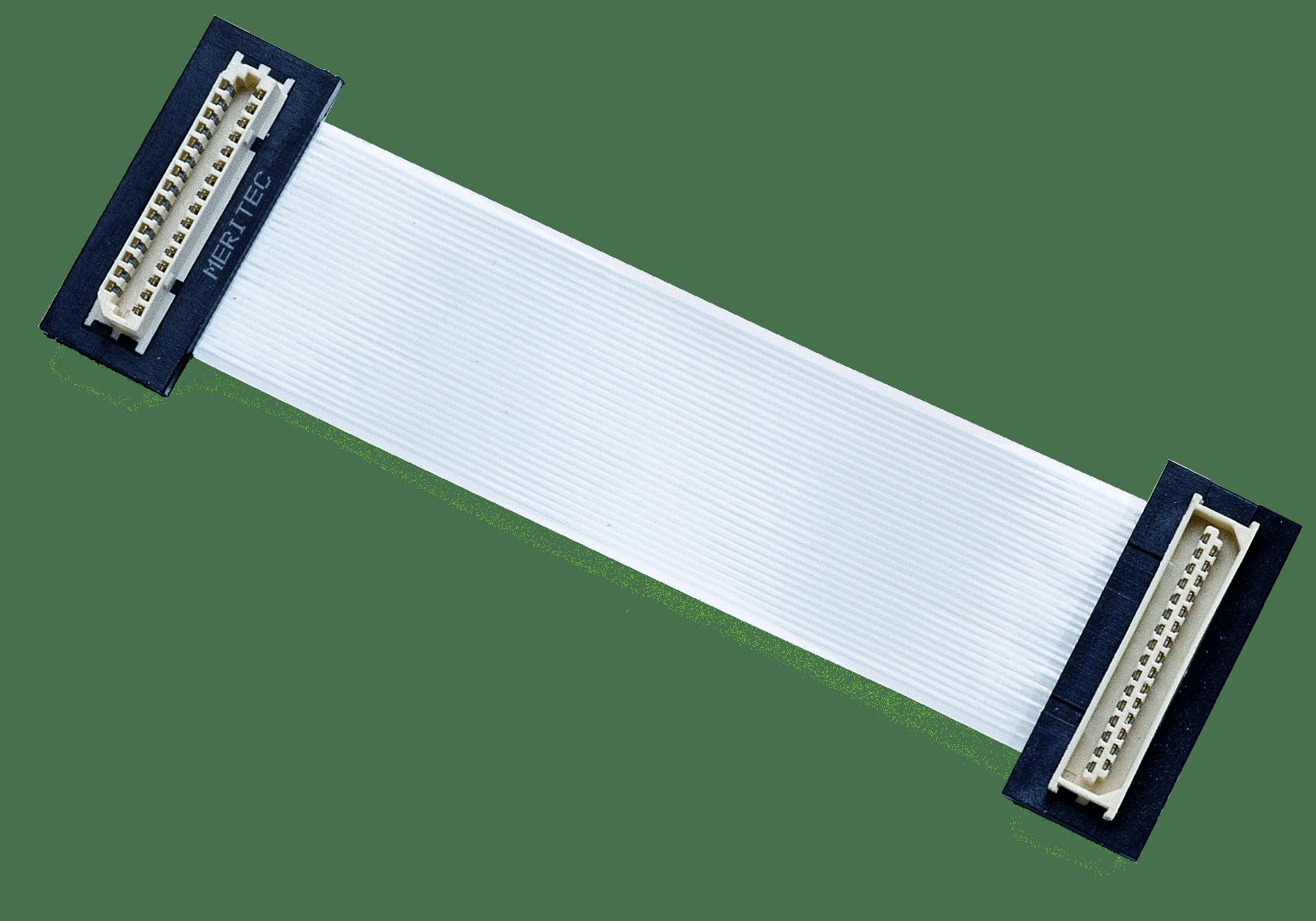 Flat Flex Cable Connector : Ffc ffa t meritec