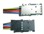HPM 1x5+2 Hook Up Cable