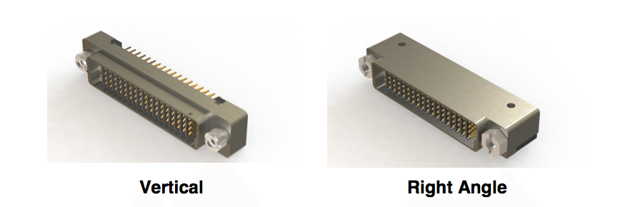 144 Position CP50 Board Mount Connector