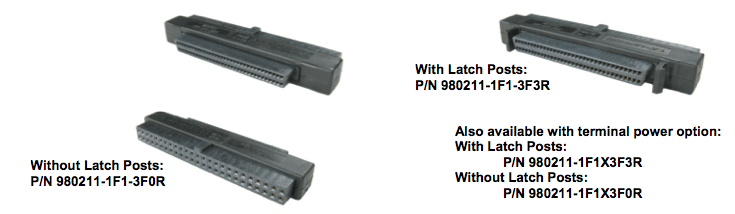 SCSI Female to Female Interface Adapter