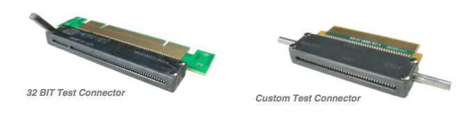 ZIF Test Connector