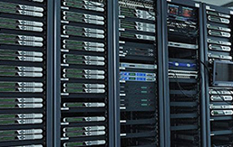 Datacommunications, Servers