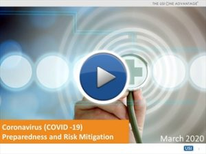 Coronavirus (COVID-19) Preparedness and Risk Mitigation